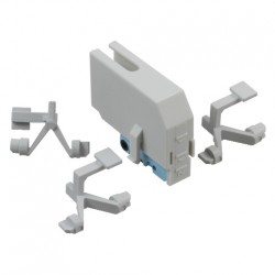 GS1AF23 - TeSys GS - contact signalisation fusion fusibles 22x58 - 1erOF - 3P - 100/125A - Schneider
