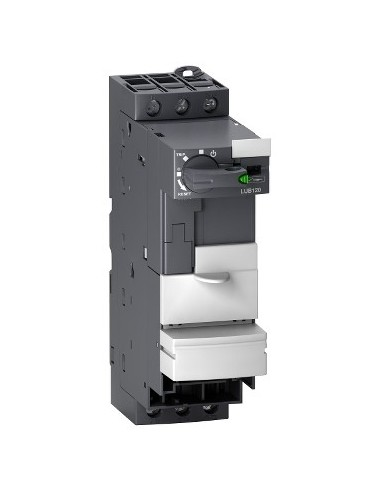 LUB120 - TeSys U - base puissance - 12A - circuit de contrôle sans connectique - Schneider