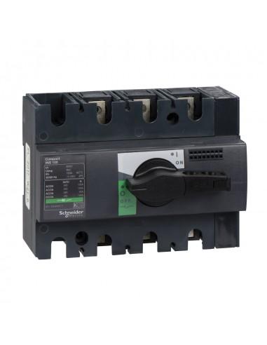28908 - Interrupteur sectionneur Interpact INS100 3P 100 A - Schneider