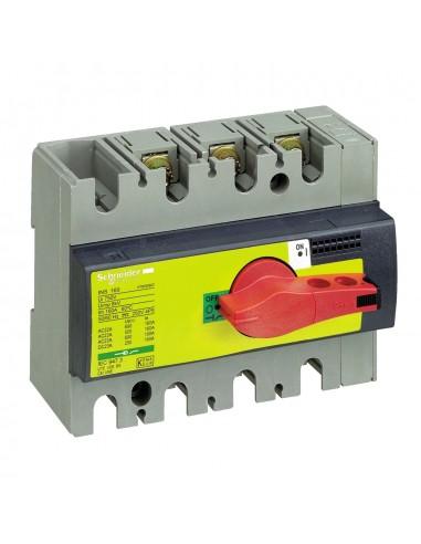 28926 - Interrupteur sectionneur Interpact INS125 3P 125 A - Schneider