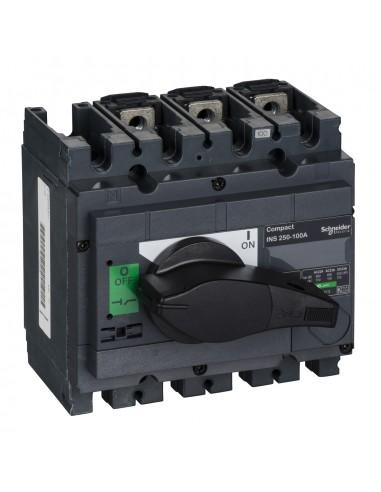 31100 - interrupteur-sectionneur Interpact INS250 3P 100 A - Schneider