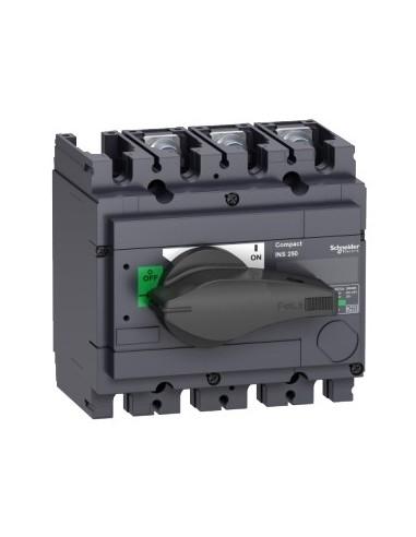 31102 - interrupteur-sectionneur Interpact INS250 3P 200 A - Schneider