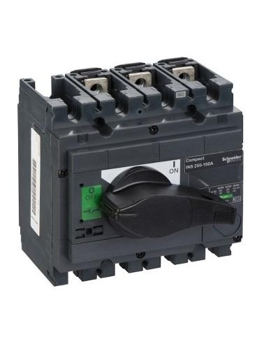 31104 - interrupteur-sectionneur Interpact INS250 3P 160 A - Schneider