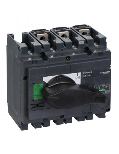 31106 - interrupteur-sectionneur Interpact INS250 3P 250 A - Schneider