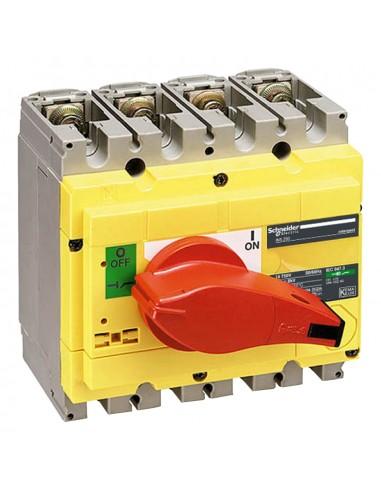 31121 - interrupteur-sectionneur Interpact INS250 4P 100 A - Schneider