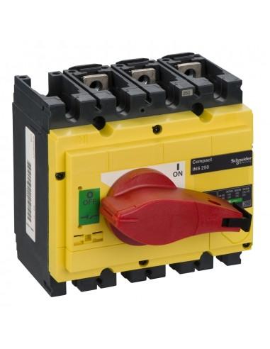 31126 - interrupteur-sectionneur Interpact INS250 3P 250 A - Schneider