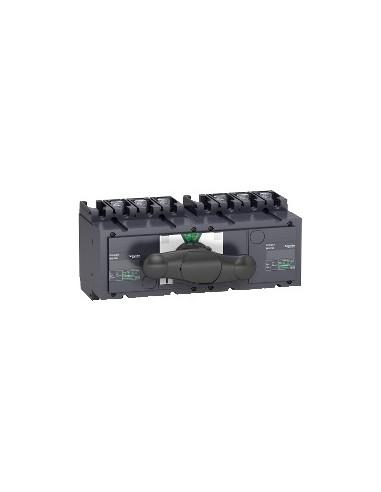 31142 - inverseur de source manuel monobloc Interpact INS250 3P 200 A - Schneider