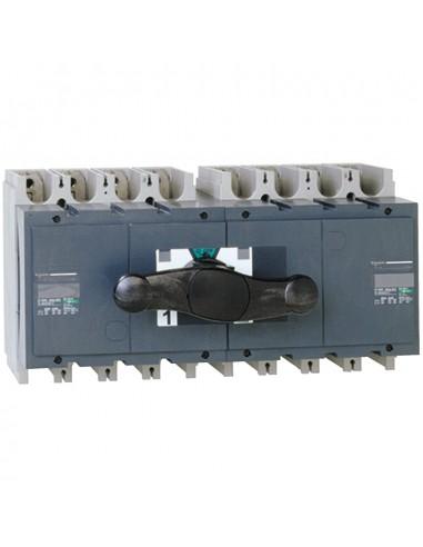 31143 - inverseur de source manuel monobloc Interpact INS250 4P 200 A - Schneider