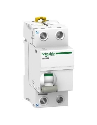 A9S70640 - Acti9, iSW-NA interrupteur-sectionneur 2P 40A 250VCA - Schneider