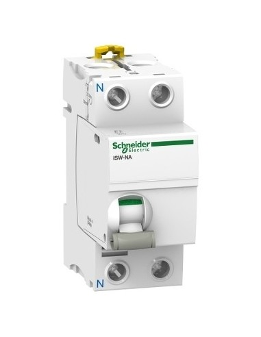 A9S70680 - Acti9, iSW-NA interrupteur-sectionneur 2P 80A 250VCA - Schneider