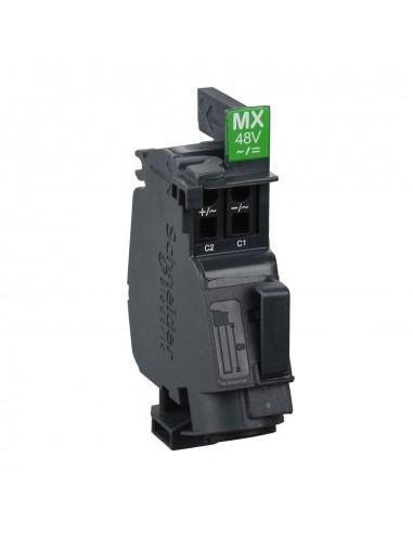 LV426842 - Compact NSXm, Powerpact B, TeSys GV4 - bobine MX - 48Vca/cc - 50/60Hz - Schneider