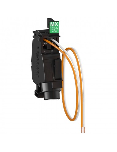 LV426866 - Compact NSXm et Powerpact B - bobine MX cablée - 380/480ca 50Hz - 440/480V 60Hz - Schneider