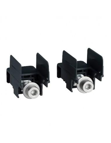 LV426962 - Powerpact B - 2 connecteurs pour cosse/barre avec vis - Schneider
