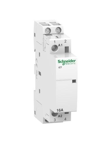 A9C22712 - Acti9, iCT contacteur 16A 2NO 230...240VCA 50Hz - Schneider