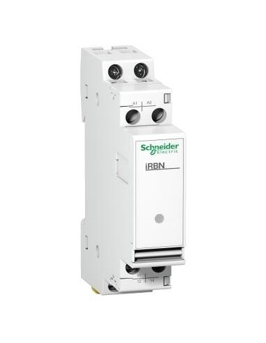 A9A15393 - Acti9, RBN relais bas niveau 5mA 5V - 2A 250V 1 contact O/F - Schneider