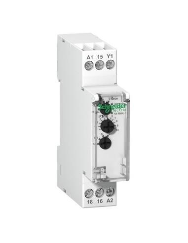 A9E16070 - Acti9, RTMF, relais temporisé multifonction 1OF 12...240VCA/CC - Schneider