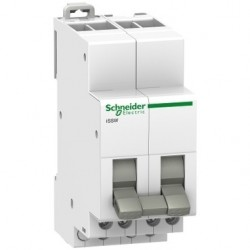 A9E18074 - Acti9, iSSW commutateur 3 positions 2 contacts inverseurs OF 20A 230V - Schneider