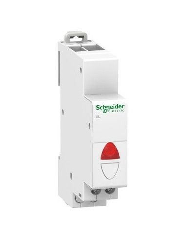 A9E18326 - Acti9, iIL voyant lumineux simple clignotant rouge 110...230VCA - Schneider