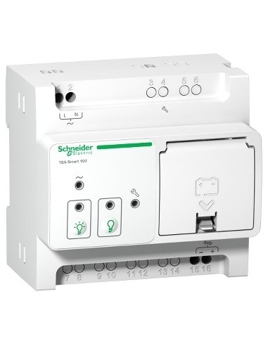 OVA59800 - Exiway Smart - telecommande 100 blocs - report de defaut - Schneider