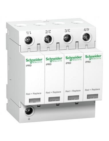 A9L08421 - Acti9 - parafoudre iPRD 8r - 8kA - 460V - 4P - IT avec report de signalisation - Schneider