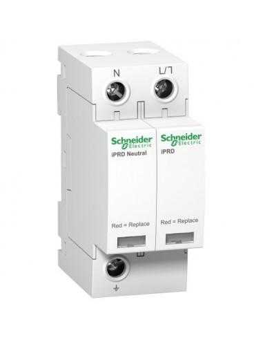 A9L65501 - Acti9, iPRD 65r parafoudre 1PN, 65kA 350V, avec report signalisation - Schneider