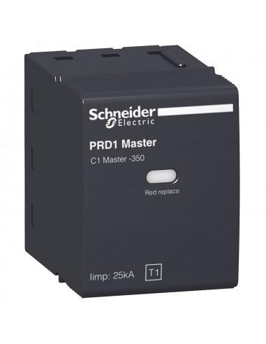 16314 - Acti9 - cartouche pour parafoudre - pour C1 maître à 350 - Schneider