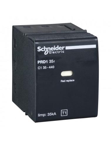 16318 - Acti9 Parafoudre - cartouche pour PRD1 35r - 440V - Schneider