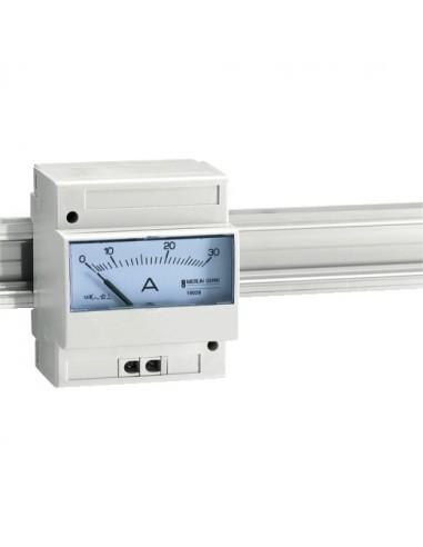 16030 - PowerLogic - ampèremètre analogique - modulaire (TI et cadrans non fournis) - Schneider