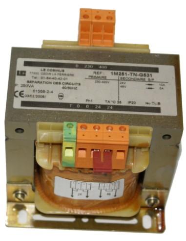 1M-251-TN-G531 - Transformateur 230V...