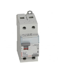 411505 - DX3 INTER DIFFERENTIEL 2P 40A AC 30MA - Legrand