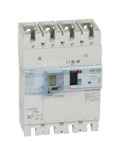 420227 - DPX3 250 - MAGNETO-TH+DIFF 4P 160A 25KA - Legrand