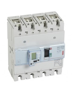 420730 - DPX3 250AB - ELECT 4P 130A 36KA - Legrand