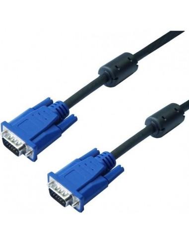 Câble VGA mâle mâle 1.5m (occasion)