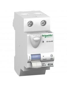 16161 - Interrupteur Differentiel Idclicxe  40A 30Ma Asi Embro - Schneider - DESTOCK