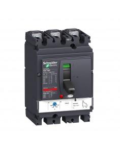 LV430630 - Compact NSX160F - Disjoncteur + Déclencheur Magnéto-Thermique TMD - 160A - 3P3D - Schneider - DESTOCK