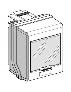 KSB32CM55 - Canalis KSB - connecteur dérivation modulaire 32A - 5 mod. 18mm - 3L+N+PE - Schneider - DESTOCK