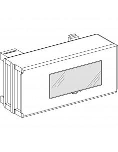 KSB100SM412 - Canalis KSB - coffret de dérivation modulaire 100A - 12 mod. de18mm - 3L+N+PE - Schneider - DESTOCK