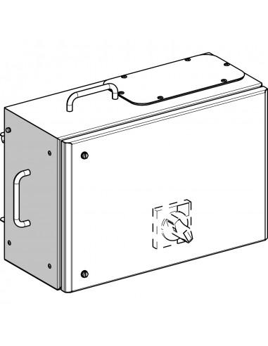 KSB160SM413 - Canalis KSB - coffret de dérivation 160A 13 mod. De 18mm 3L+N+PE - Schneider - DESTOCK