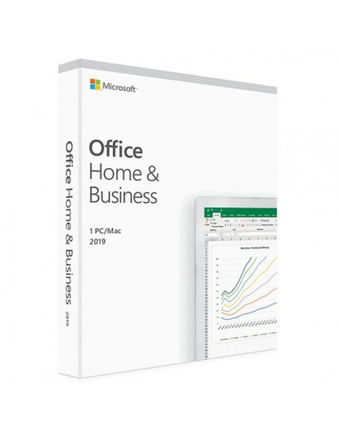 T5D-03234 - Office Famille/Entreprise 2019 - Coem - Microsoft