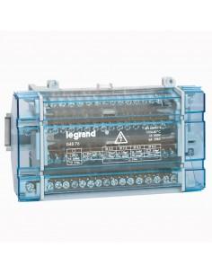 004876 - Repart Monob Tetra 125A 10Mod. - Legrand