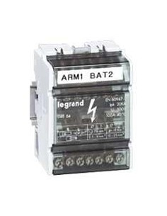 004884 - Repartiteur Modulaire Tetra.100A 4Mod. - Legrand