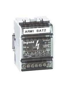004886 - Repartiteur Modulaire Tetra.125A 6Mod. - Legrand