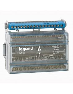 004888 - Repartiteur Modulaire Tetra.125A 8Mod. - Legrand