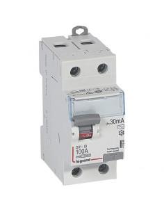 411508 - Dx3 Inter Differentiel 2P 100A Ac 30mA - Legrand