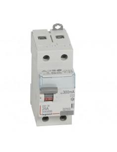 411524 - Dx3 Inter Differentiel 2P 25A Ac 300mA - Legrand