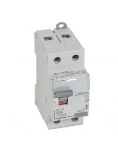 411527 - Dx3 Inter Differentiel 2P 80A Ac 300mA - Legrand