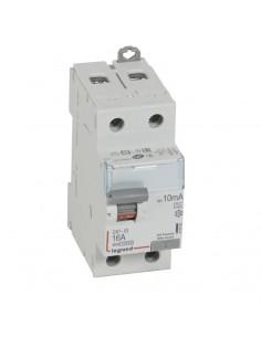 411550 - Dx3 Inter Differentiel 2P 16A A 10mA - Legrand
